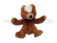Kong Dr Noys Toy Teddy Bear