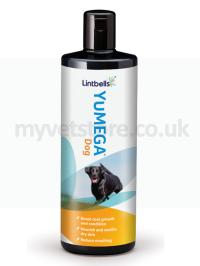 YuMEGA Skin and Coat Support for Dogs